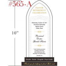 Pastor Retirement Celebration Gift Wording