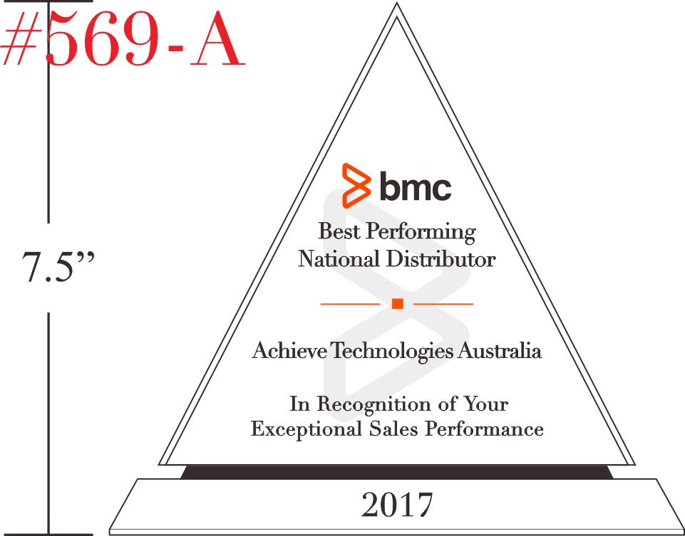 Best Distributor Award Sample Ideas