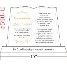Religious PHD Graduation Gift