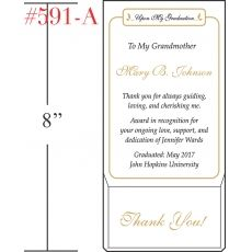 Graduation Thank You Gift to Grandmother