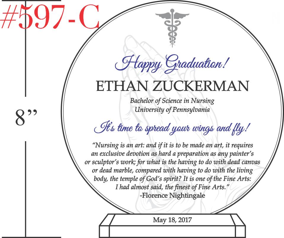 Nursing Graduation Gift for Him