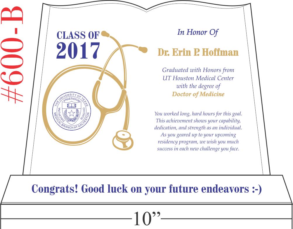 Medical Student Graduation Gift