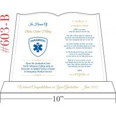 Paramedic/EMS Graduation Gift
