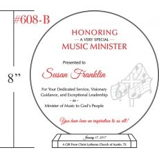 Music Minister Appreciation Gift Ideas