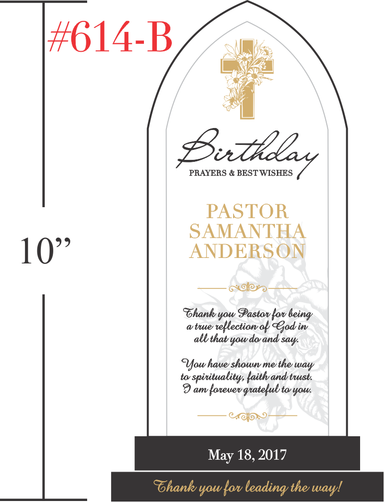 Pastor Birthday Prayers and Best Wishes