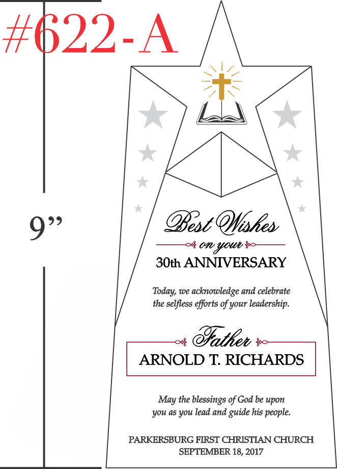 30th Anniversary Gift For Priest