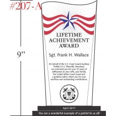 Military Lifetime Achievement Gift