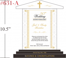 Christian 50th Anniversary Gifts