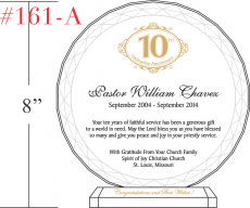 Ordination Anniversary Gift For Deacons Pastors And