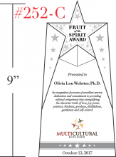 Christian Certificate Of Appreciation Template | Pastor ... |Christian Community Service Award