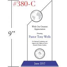 Pastor Appreciation From Christian School