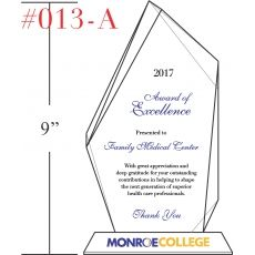 Excellence Award for 2014