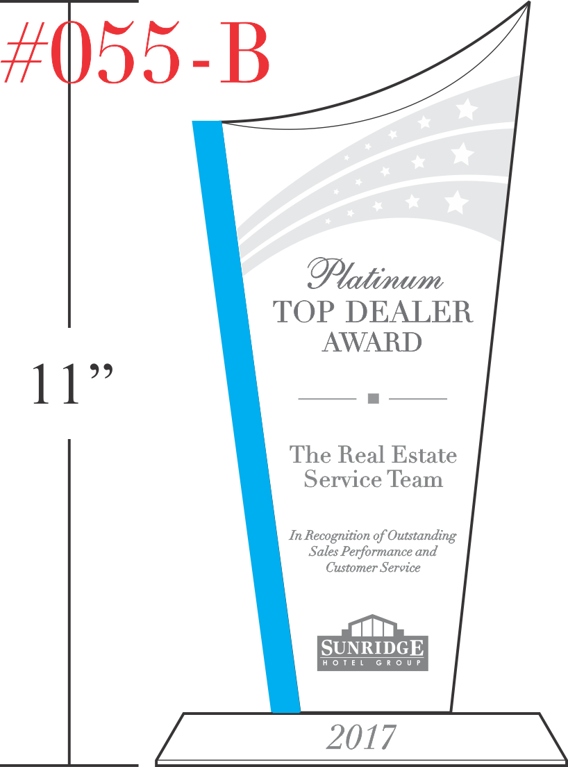 Top Gold, Silver & Platinum Dealers Award Ideas