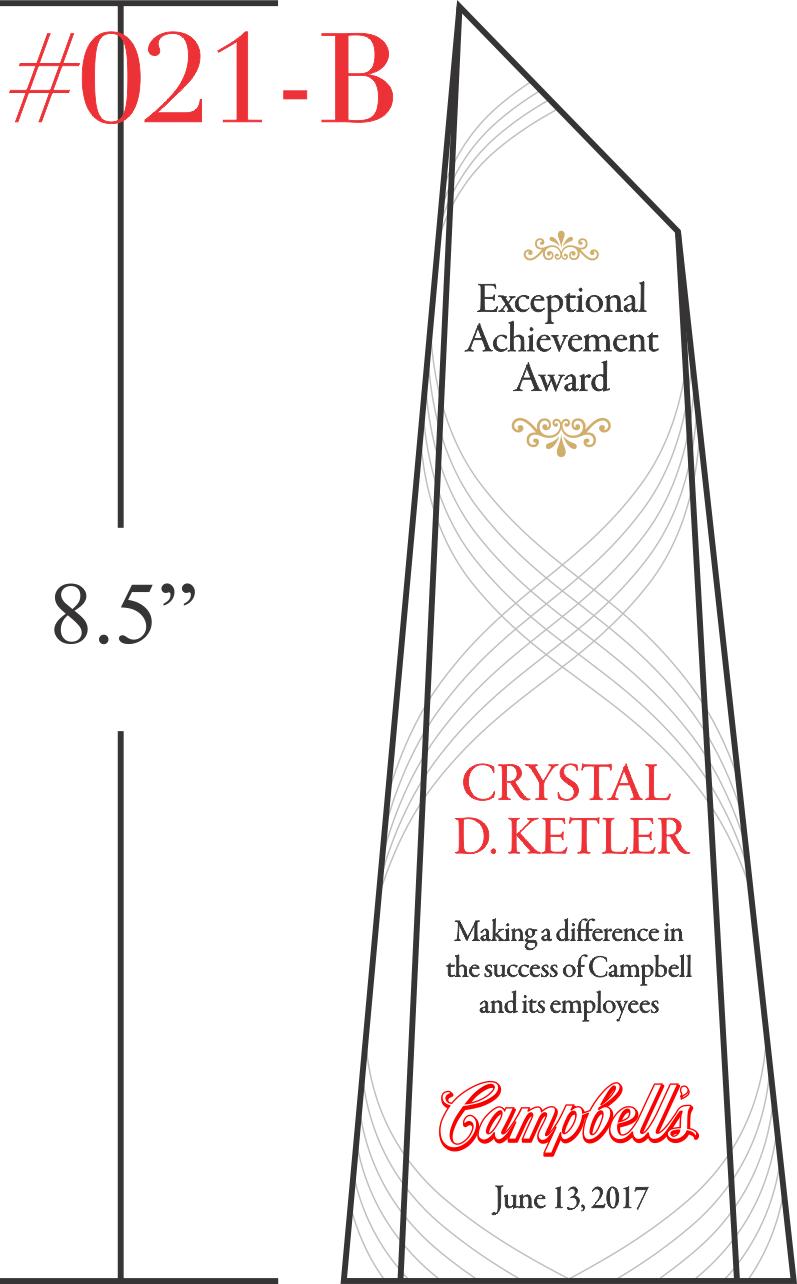 Corporate Employee Achievement Award
