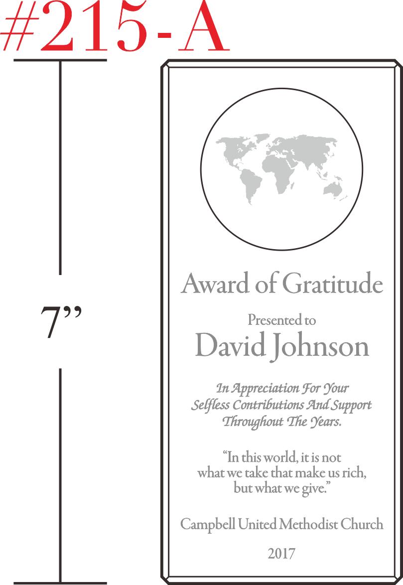 World of Gratitude Gift