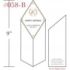 Sales Achievement Award Tower