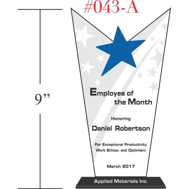 Star Employee of the Month