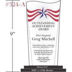 Army Promotion Achievement Award