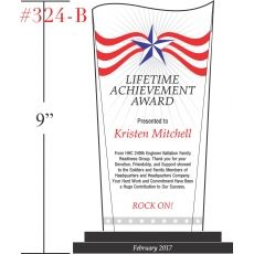 Army Lifetime Achievement Award Wording Sample by Crystal Central – Achievement Award Wording