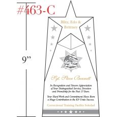 K9 Police Service Appreciation Gift