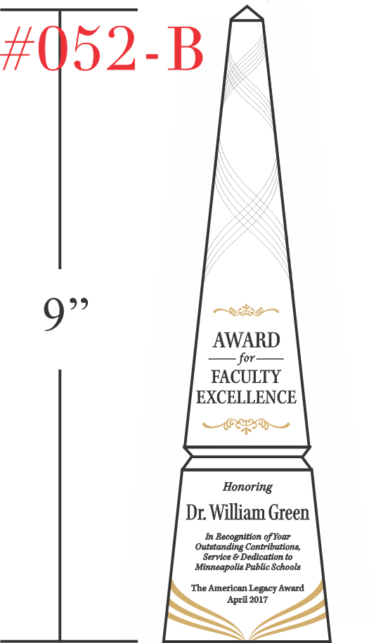 Award for Faculty Excellence