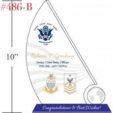 USCG Retirement Sailboat