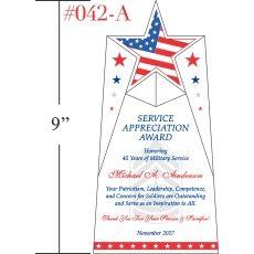 Veteran Service Appreciation Gift