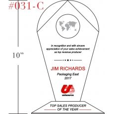 Global Sales Producer Award