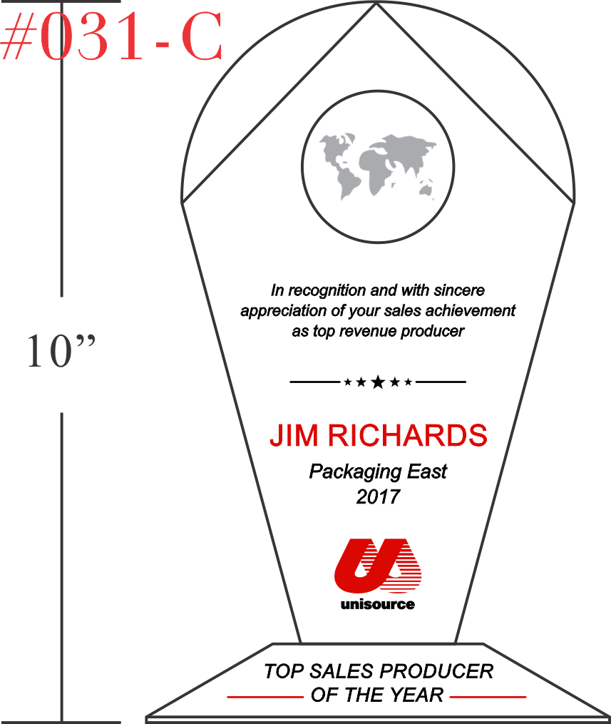 Global Sales Producer Award