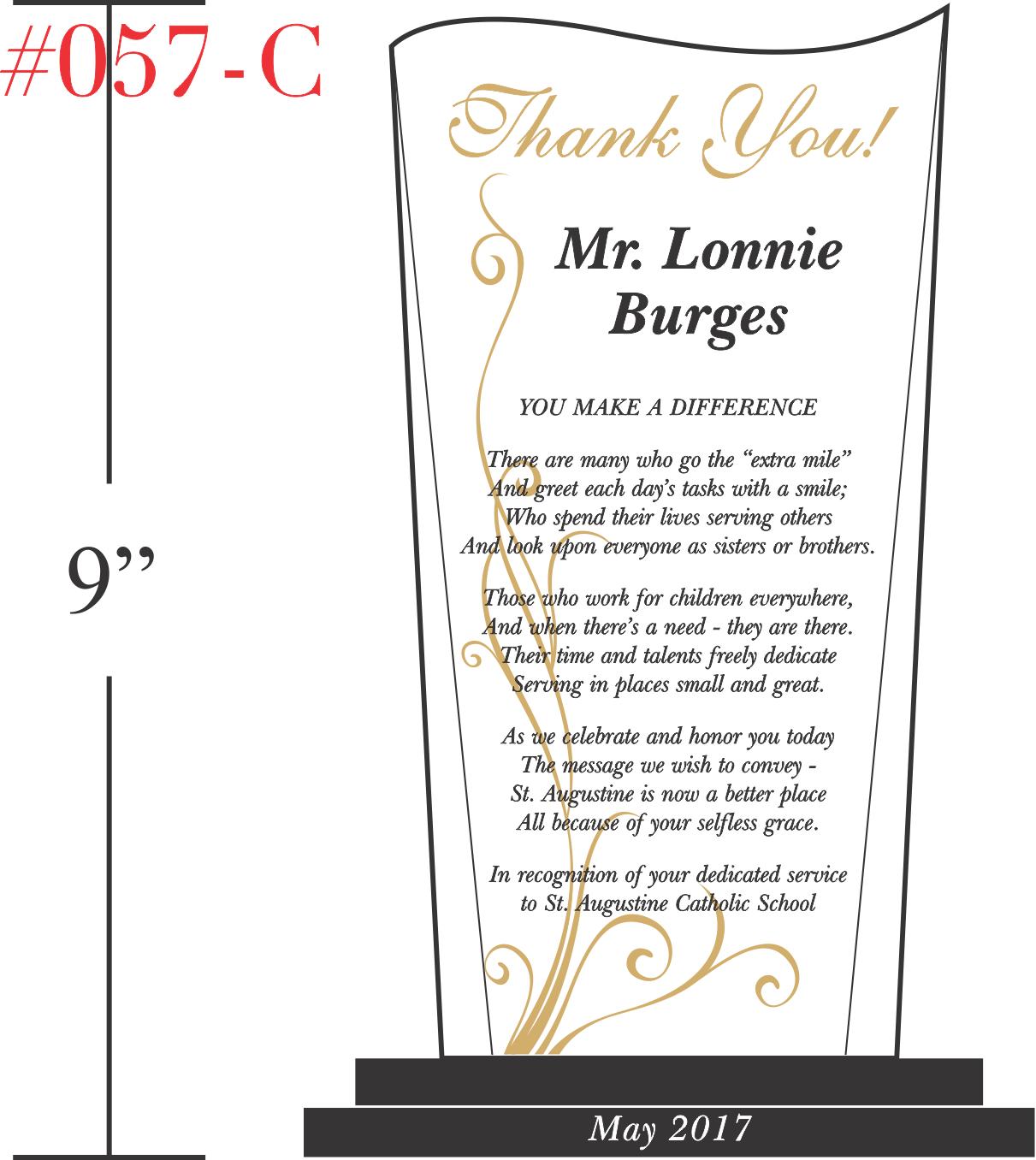 Thank You Poems for School Teacher