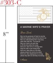 The Marine Wife's Prayer Gift