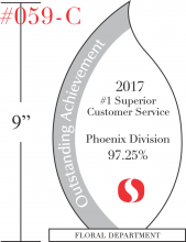 Customer Service Achievement Award