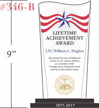 Military Lifetime Achievement Award