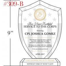 Marine Corps Faithful Service Award
