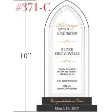 Elder Ordination Gift Plaque