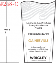 Supply Chain Safety Award