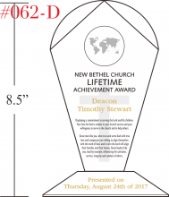 Religious Lifetime Achievement Award