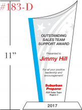Sales Team Support Award