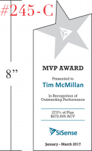 Star MVP Employee Award