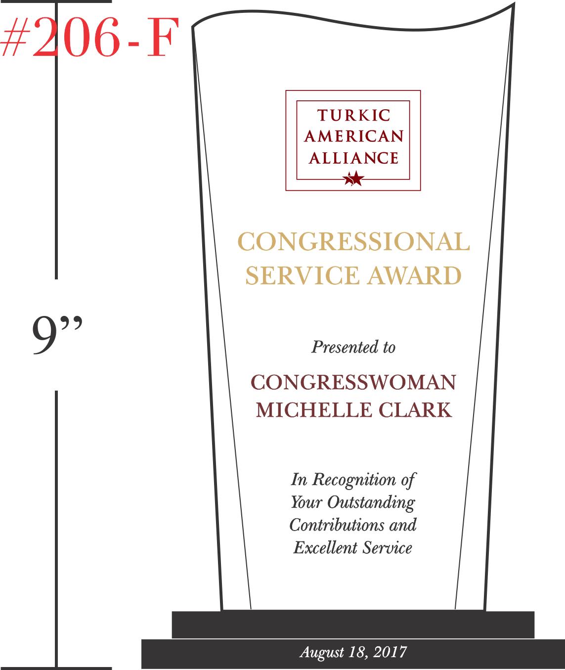 Congressional Service Award