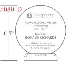 Board Member Appreciation Award