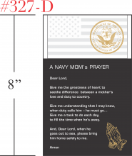 Navy Mom's Prayer Gift