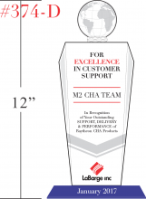 Customer Support Excellence Award