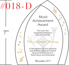 Music Achievement Award