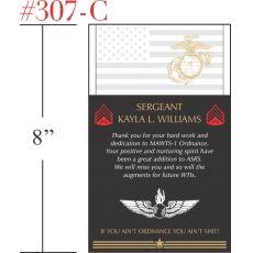 USMC Service Appreciation Gift