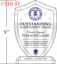 Airman Outstanding Achievement Gift