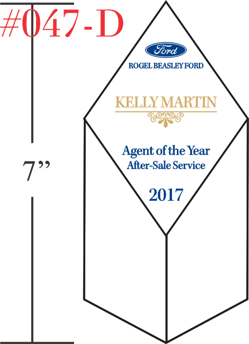 Annual Top Sales Agent Recognition Ideas