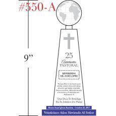 Jubileo Torre Global Aniversario